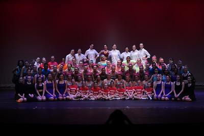 2017-05-04 2nd Semester Dance Concert rehearsal