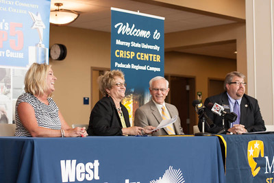 MSU-WKCTC Logistics & Supply Chain mngmt Degree Signing