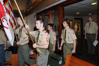 Eagle Scout Ceremony, Troop 149, Windsor, CT
