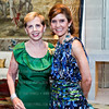 Photo by Tony Powell. Ceremony to Bestow the Order of the Cross of Isabela La Catolica on Adrienne Arsht. Residence of the Ambassador of Spain. June 3, 2013