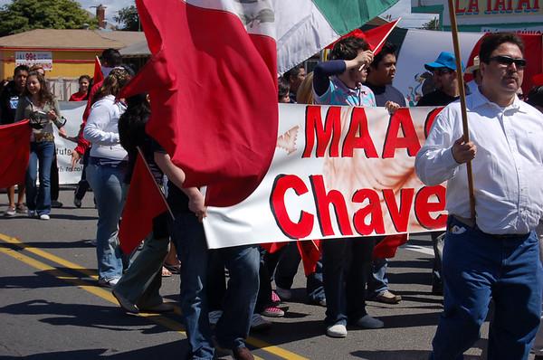 Cesar Chavez Parade
