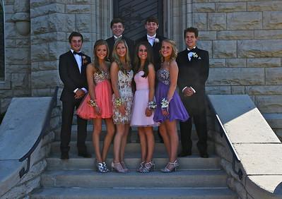 Chaffin Freshman Formal 2014