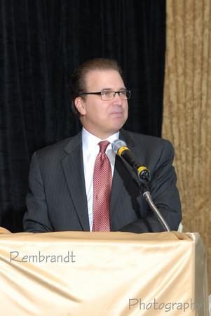 Chaldean Chamber Business Mtg, Featured is Murry Feldman from Fox 2 News