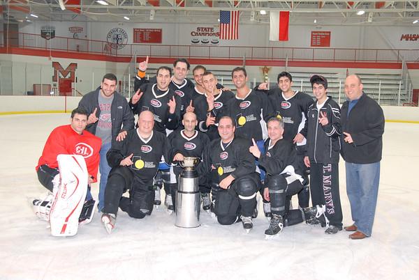 Chaldean Hockey League Final March 2010