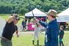 Sir Richard Van Allthumbs, Chalke Valley History Festival 2016