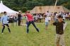 Medieval Sword School, Chalke Valley History Festival 2015