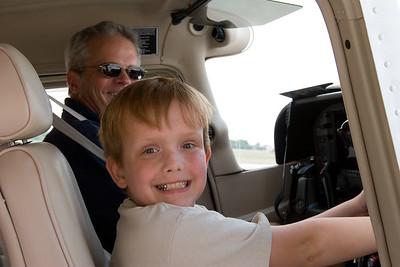 """Challenge Air - Sept 20 - Dallas Executive Airport, """"Redbird"""""""