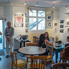Chapel Arts Cafe Gallery - Exhibition Opening