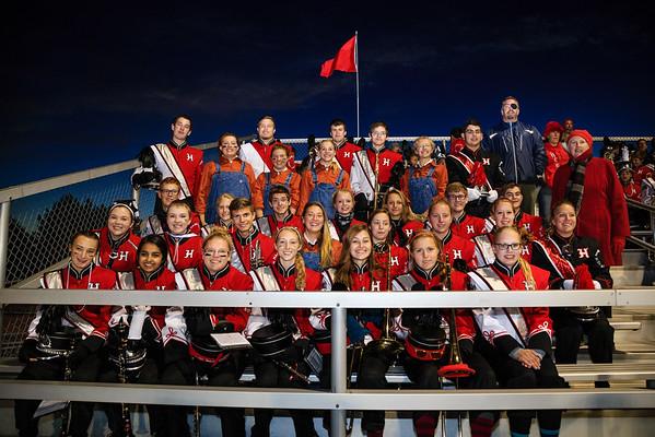 2015-10-02 | Homecoming football game