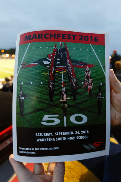 2016-09-25 | Waukesha South Marchfest