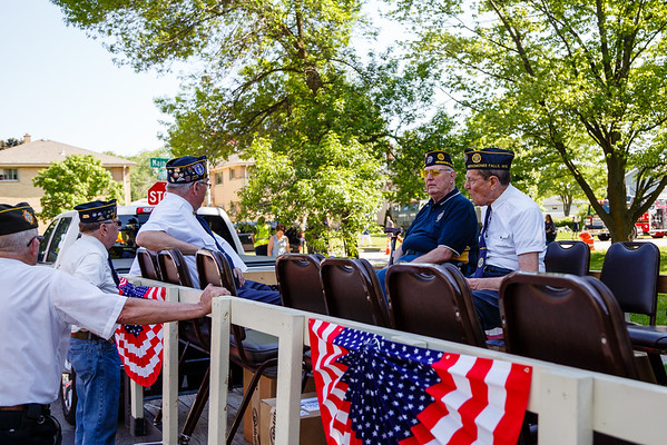2016-05-30 | Menomonee Falls Memorial Day Parade