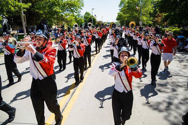 2017-05-29 | Menomonee Falls Memorial Day Parade
