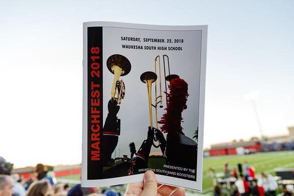 2018-09-22 | Waukesah South Marchfest
