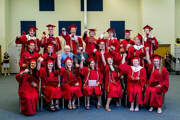 Class of 2014 - Seniors Photo
