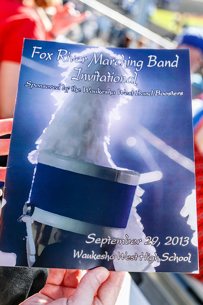 2013 Fox River Marching Band Invitational