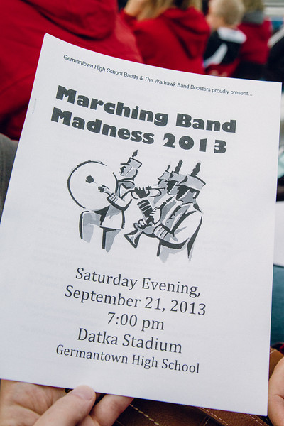 2013 Marching Band Madness