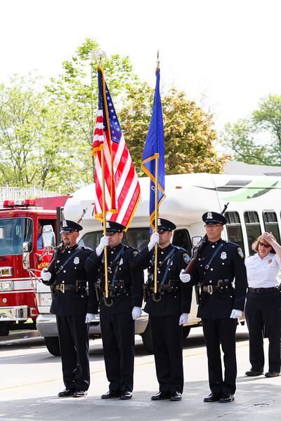 2014 Menomonee Falls Memorial Day Parade