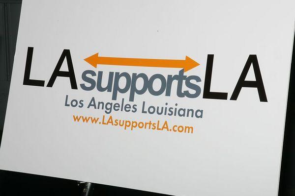 <font color=orange><h2>LA SUPPORTS LA