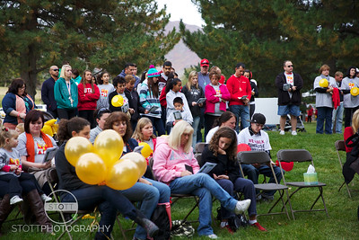 Leukemia & Lymphoma Society Light the Night Walk