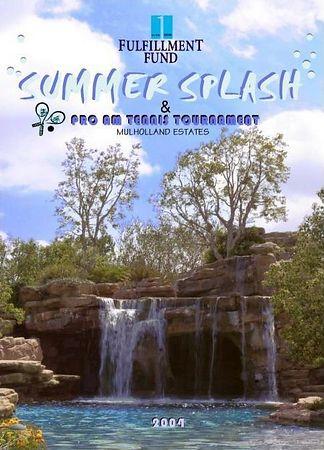 Summer Splash!  7/24/2004