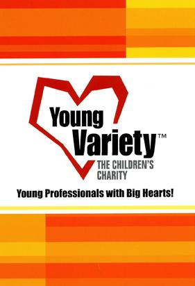 <h3><font color=blue>Young Variety  The Children's Charity 11-4-2004
