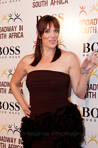 Julia Murney at the BSA gala on Oct. 4th, 2010