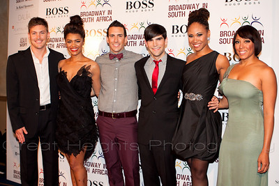 Performers at BSA gala on Oct. 4th, 2010