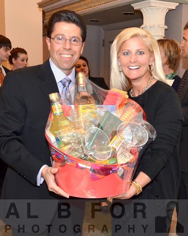 Winners! Dr. Robert & Donna Corrato