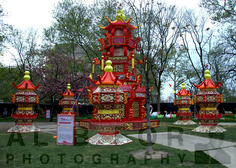 Apr 21, 2016 Franklin Square~Chinese Lantern Festival Press Preview
