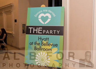 Apr 7, 2017 15th ANNUAL Donors - THE Party 2017