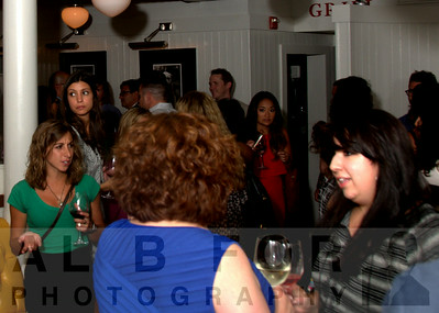 Aug 11, 2014 Feastival patron party @ Twenty Manning Grill
