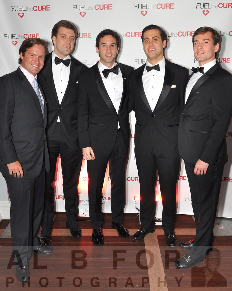 Chris Coleman, George A., Mirza Cavalic (Founder and President), Brad Bitting with Svet F.