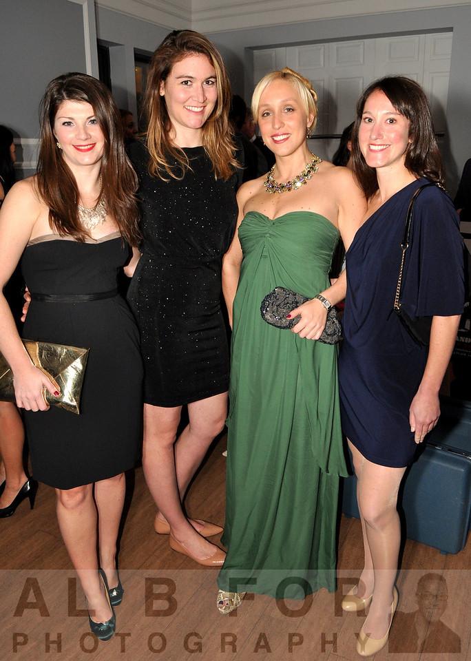 Kate Lyons Ballingor ( Jessica Simpson Body=Kate Spade), Erika Berlinghof (PPL Corporation), Leslie Mignon (Anthropology), Christine Mclnaw ( University of the Sciences).