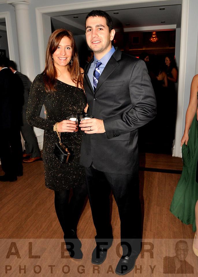 Lara and Chris Giovannello