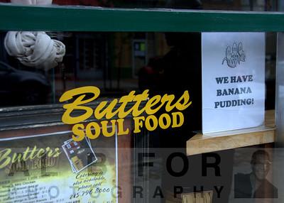 Jun 3, 2015 Chef Big Rube @ Butters Soul Food