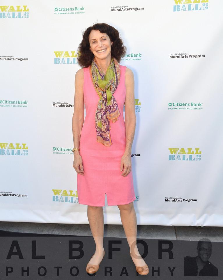 Jane Golden, Executive Director Mural Arts Program
