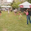 Charleston Green Fair in Marion Square
