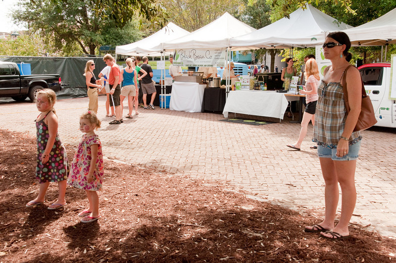 Charleston Green Fair in Marion Square Charleston Green Fair in Marion Square