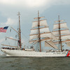 Parade of Sail, June 29th, 2009 - USCGC Eagle