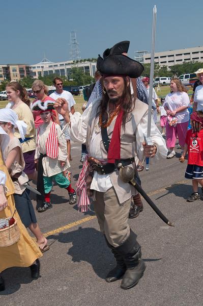 Pirates Parade