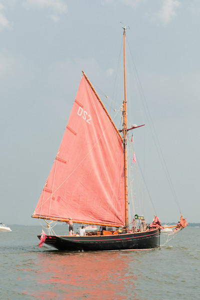 Parade of Sail, June 29th, 2009 - Jolie Brise, U.K.