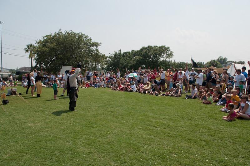 Childrens' Pirate Show