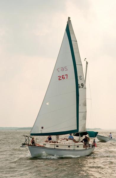 Parade of Sail, June 29th, 2009