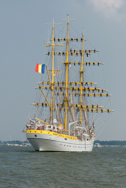 Parade of Sail, June 29th, 2009 - Mircea Romania