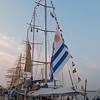 International Tall Ships Soiree - Capitan Miranda, Schooner from Uruguay