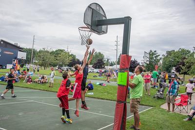 3 on 3 Basketball 2016