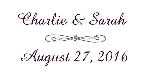 Charlie and Sarah