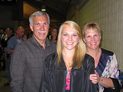 Charlotte High School Graduation - May '11