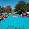 Hornets Legacy Project Dedication Ceremony Jr. NBA Clinic @ Latta Park 10-18-16 by Jon Strayhorn