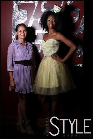 Charlotte Style Magazine - Local Designers portraits
